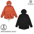 BRIXTONブリクストンMONTEJACKET【3色】XS-XLジャケット[セ]