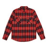 BRIXTONブリクストンBOWERYL/SFLANNEL【6色】XS-Lフランネルシャツ[セ]