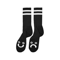 POLARSKATECO.ポーラーHAPPYSADSOCKS【6色】靴下・ソックス[セ]