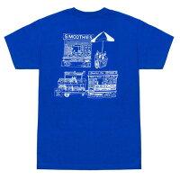 QUARTERSNACKSクウォータースナックスVENDORSERVICESTEE【2色】S-XL半袖Tシャツ[セ]