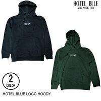 HOTELBLUEホテルブルーLOGOHOODY【2色】S-XXLパーカー[セ]