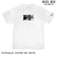 HOTELBLUEホテルブルーCOFFEETEE【2色】M-XXL半袖Tシャツ[セ]