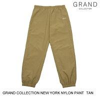 GRANDCOLLECTIONグランドコレクションGRANDNYLONPANT【2色】M-Lナイロンパンツ[セ]