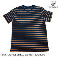 BRIXTONブリクストンHILTSHIELDS/SKNIT【2色】M-XL半袖[セ]