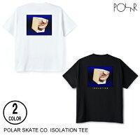 POLARSKATECO.ポーラーISOLATIONTEE【2色】S-XL半袖Tシャツ[セ]