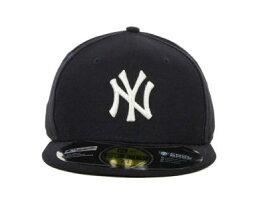 [MLB公式キャップ帽子]ニューエラオーセンティック[NY]ニューヨークヤンキースネイビーNEWERAAUTHENTICNEWYORKYANKEESNAVY【GAME】[newera野球帽][セール除外品]【あす楽対応_関東】