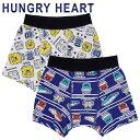 Hungry Heart(ハングリーハート) 新幹線柄ボクサーパンツ