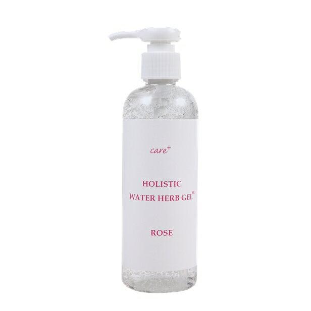 【care+】ホリスティック・ウォーターハーブジェルHL(ダマスクローズの香り)250ml【10P05Nov16】