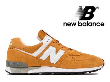 ニューバランス NEW BALANCE M576 UK YY イエロー スエード 黄色 メンズ スニーカー【国内正規品】
