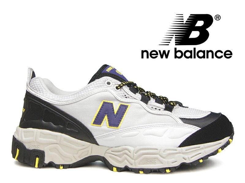 ニューバランス 801 NEW BALANCE M801 AT GRAYグレー ネイビー イエロー 灰 紺 黄色 レディース メンズ スニーカー トレイルランニング シューズ ALL TERRAIN 復刻 OUTDOOR【国内正規品】画像