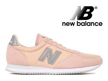 ニューバランス レディース NEW BALANCE WL220 TE ピンク スニーカー【国内正規品】