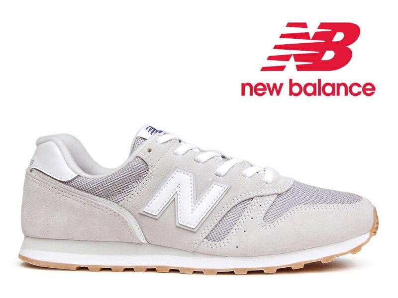 メンズ靴, スニーカー 2020NEW BALANCE ML373 DC2 LIGHT GRAY 373 996-574