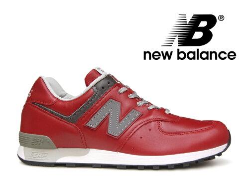 ニューバランス M576 UK RED レッド