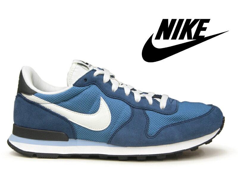 nike スニーカー blue