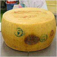 チーズの王様「パルミジャーノ・レッジャーノ」を担保に借入金?