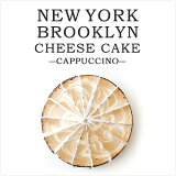 NY/ブルックリンチーズケーキ カプチーノ【約910g】※14ピース カット済み【冷凍のみ】【ハロウィン パーティ】