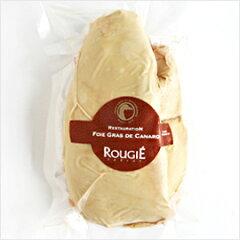 世界三大珍味の1つフォアグラ foie gras 送料無料世界に誇る老舗ルージエが手掛けるヴァンデ産...
