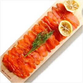 製品は日本で初めて空輸のフレッシュサーモンを手掛けたハセベさんの製品です【500g】【冷凍の...