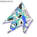スカーフ エミリオプッチ レディース EMILIO PUCCI プッチ柄シルクスカーフ(サイズ90×90cm)eep19w123 JR510 3 パープル・・・