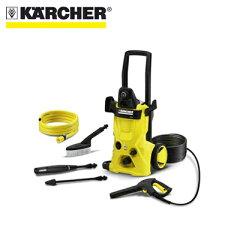 ケルヒャー家庭用高圧洗浄機K4.90060Hzサイレント静音型(Karcher/1.601-840.0)