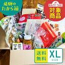 【500円OFFクーポン対象】飛騨のたから箱 XL 18〜20点入り 福袋 2021 ラーメン 食品 ...