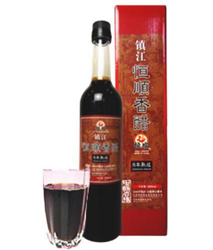 恒順香醋 8年熟成(500ml×3個セット)【送料無料】【smtb-KD】【RCP】 8年熟成恒順香醋、その製造工程の一つ一つにこだわりが生きている