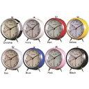 【ダルトン】DULTON アラームクロック クオーツ(カラー)[100-053Q] ALARM CLOCK アメリカン雑貨 目覚まし時計