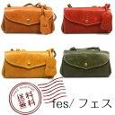【5%OFF】【fes/フェス】【fes/フェス】カウレザーお財布ショ...