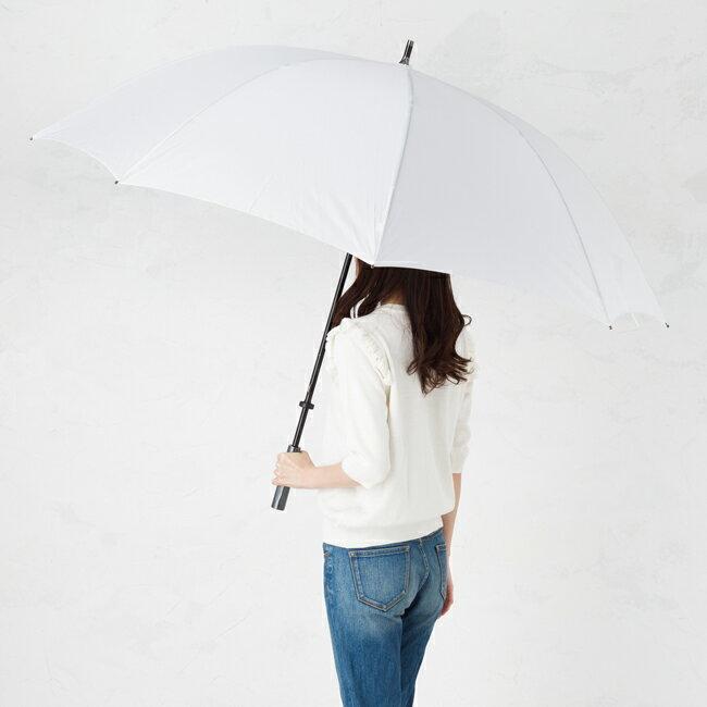【36本組】ドアマンズアンブレラ 80cm×8本骨 【LIEBEN-0196】 手元ストレートタイプ 雨傘 男性 長傘 naga