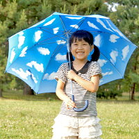 自分だけの青空模様。暗い雨の日でも明るくなります。