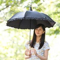 遮光長傘クールプラスパゴダ(晴雨兼用)50cm×8本骨