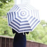 【紫外線カット遮光1級ラミネート生地日傘】UV晴雨兼用コンパクト長傘50cm×8本骨(遮熱・遮光1級)【LIEBEN-1566】<クールプラス>日がさuvカットレディースslide
