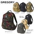 (旧ロゴ) 【GREGORY/グレゴリー】 イージーデイ EASY DAY 日本正規品 バックパック デイパック リュック アウトドア【デイパック・リュック】