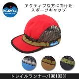 KAVU/カブー キャップ トレイルランナー 19810331【帽子】