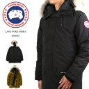 ● CANADA GOOSE カナダグース LANGFORD PARKA FUSION FIT ラン ...