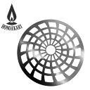 ●HONOAKARI ホノアカリ チタン製金網 【BBQ/焼き網/調理/アウトド