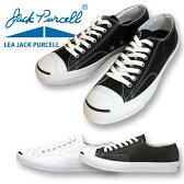 【CONVERSE コンバース】 JACK PURCELL LEA JACK PURCELL レザー ジャックパーセル 322412
