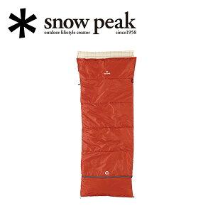 スノーピーク snowpeak シュラフ/セパレートオフトン 600/BDD-101 【SP-…