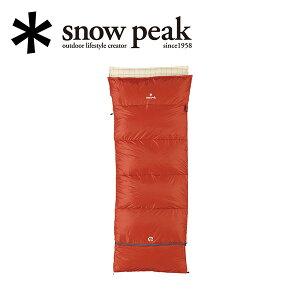 スノーピーク snowpeak シュラフ/セパレートオフトン 1200/BDD-102
