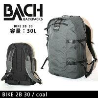 BACHBACKPACKSバッハバックパックスバックパックBIKE2B28/coal/1294102016SS