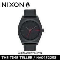 ニクソン時計NIXON腕時計THETIMETELLERNA045229816年モデル