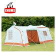 【チャムス/chums】 テント Booby Two Room Koya Tent 4 CH62-1077 日本正規品 【TENTARP】【TENT】