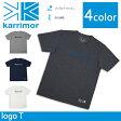 【2枚までメール便送料無料】 【2017春夏新作】 カリマー Karrimor logo T ロゴ Tシャツ 【服】【t-cnr】ファッション アウトドア 速乾 トレッキング 登山