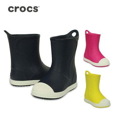 【楽天最安挑戦中!】クロックス レインブーツ CROCS Crocs Bump It Boot Kids バンプ イット ブーツ キッズ ジュニア 203515 【靴】 長靴 【highball】