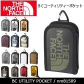 【ノースフェイス/THE NORTH FACE】 BCユーティリティーポケット BC UTILITY POCKET nm81509(メール便対象)【NF-BAG】