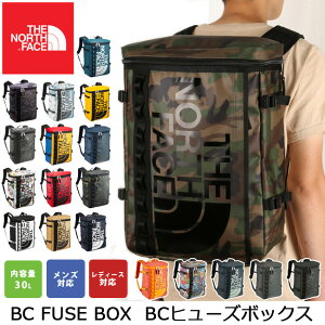 新色入荷 即日発送ノースフェイス リュック THE NORTH FACE バックパック BCヒューズボックス BC FUSE BOX nm81630-n【NF-BAG】 お買い得!