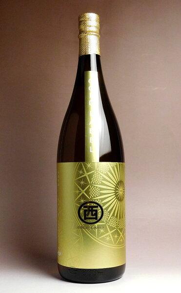 まるにしゴールドラベル25度1800ml 丸西酒造  芋焼酎いも焼酎鹿児島手土産プレゼントギフト1.8lあす楽内祝いお酒還暦祝い
