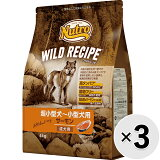 【セット販売】ニュートロ ワイルド レシピ サーモン 4kg×3コ