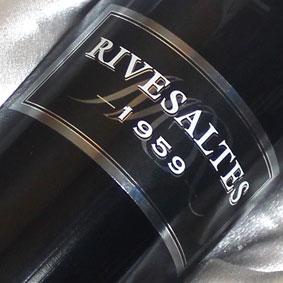 【 】[1959] (昭和34年)還暦祝い・退職祝いのプレゼントにリヴザルト[1959] 500ミリ オリジナル木箱入り・ラッピング付き  Rivesaltes [1959年]  フランスワイン/ラングドック/赤ワイン/甘口/500ml/3 父・母のお誕生日の生まれ年のワイン!