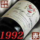 【送料無料】 1992年 オークセイ・デュレス レ・デュレス [1992] 750ml フランス ワイン ブルゴーニュ 赤ワイン ミディアムボディ ドメーヌ・ロワ [1992] 平成4年 お誕生日 結婚式 結婚記念日の プレゼント に生まれ年のワイン!